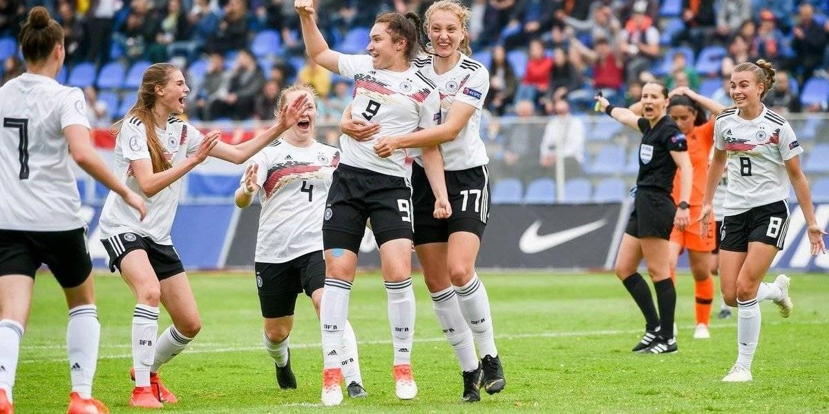 'No tenemos bolas, pero sabemos cómo usarlas': Selección alemana