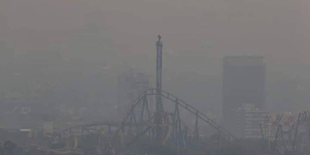 ¿Cuáles son las causas de la contaminación en México?