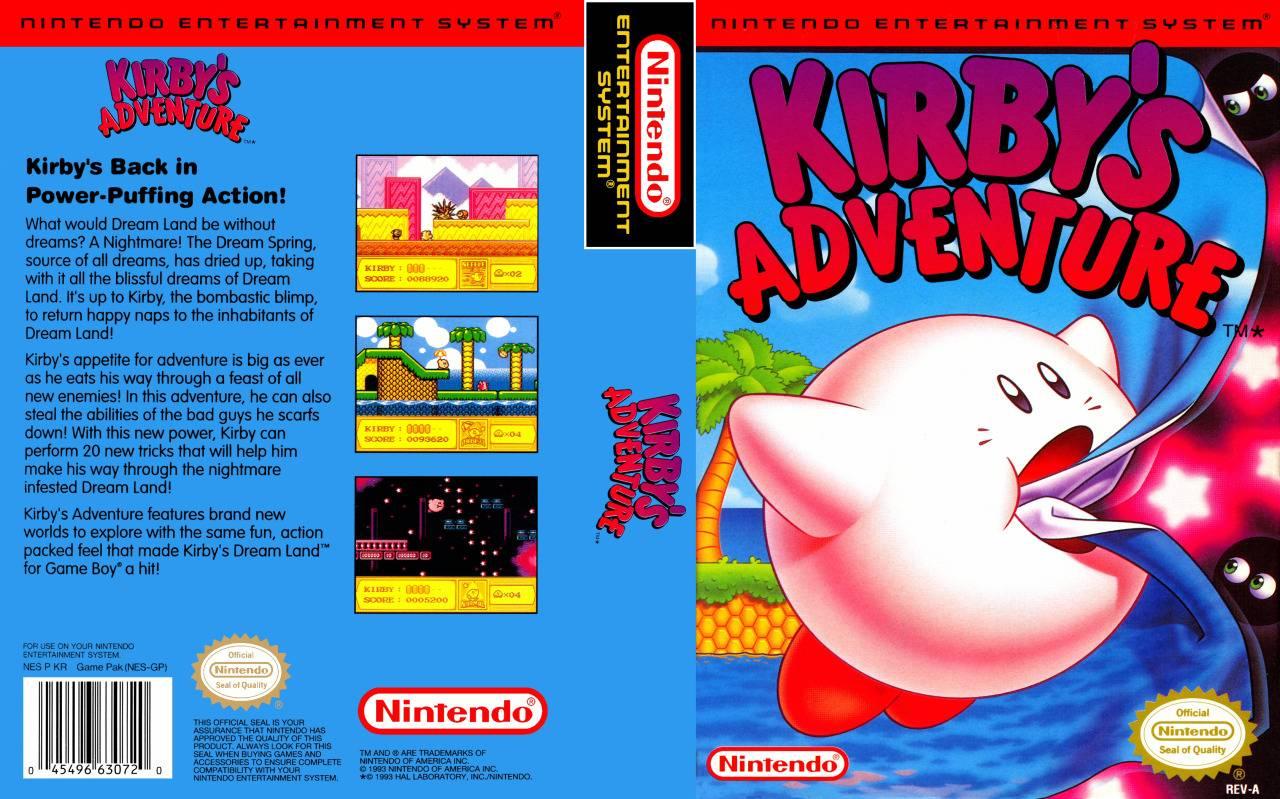 NES Kirby