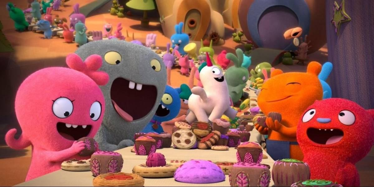 Lo no convencional es regla en Uglydolls, una película que disfrutarás con los más pequeños