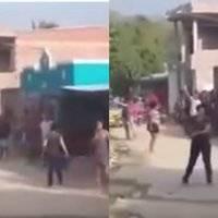 Colombia: Familia atacó la vivienda de una mujer porque cambió la clave del WiFi