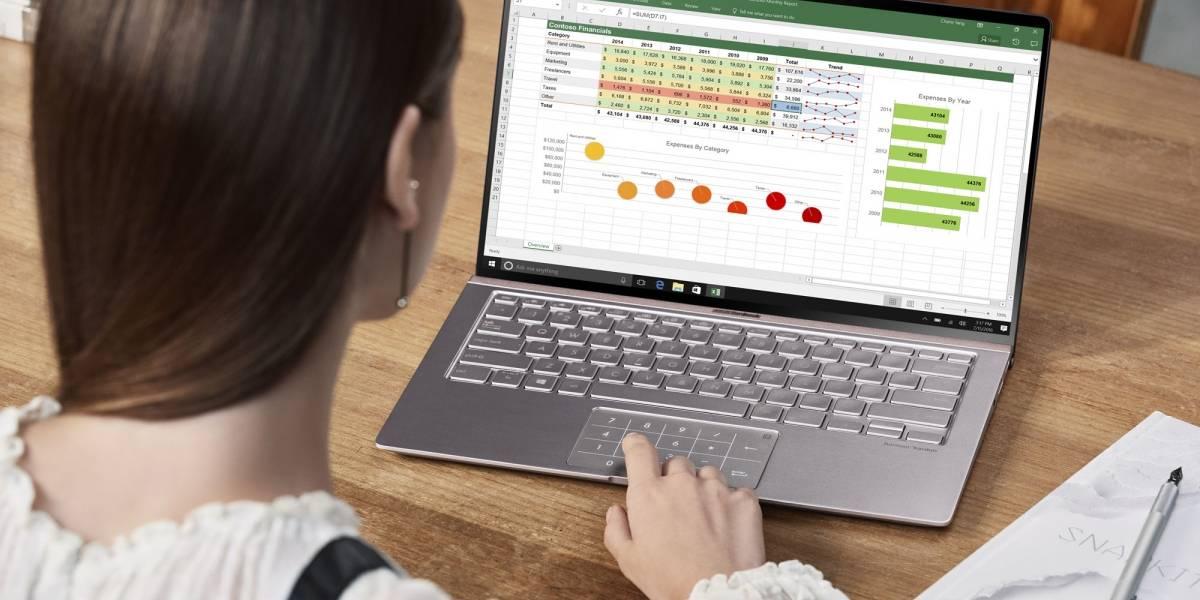 Hace su arribo a Chile el laptop Asus Zenbook 14, la competencia directa del MacBook Air