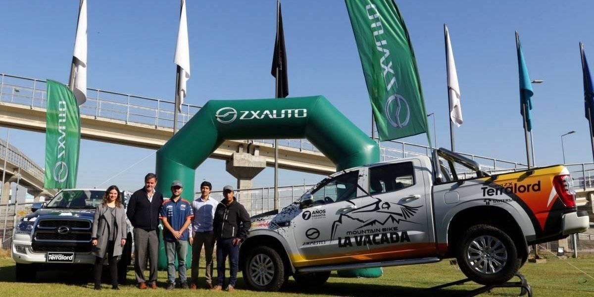 ZX Auto será el vehículo oficial del MTB La Vacada Carlo de Gavardo