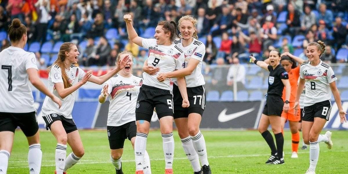 Alemanas envían un duro mensaje al machismo en el futbol