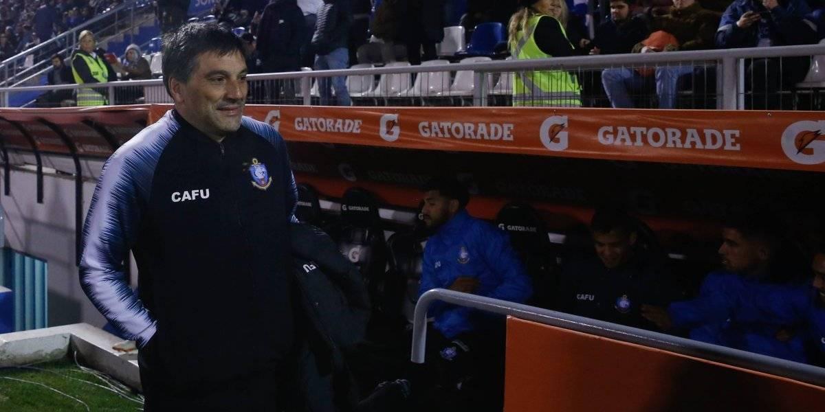 Antofagasta anuncia la salida de Gerardo Ameli de la banca para comenzar a salvarse del descenso