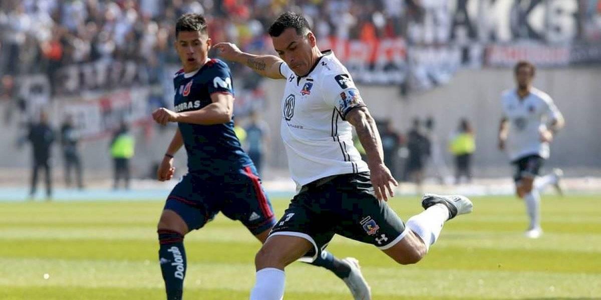 """Severino Vasconcelos pide a Paredes y Valdivia en Colo Colo: """"Hacen falta, no pueden estar en la banca"""""""
