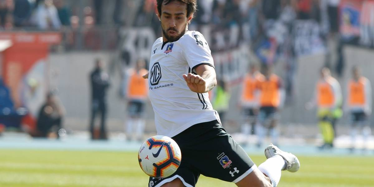 Uno a uno de Colo Colo ante la U: Jorge Valdivia puso el fútbol y Pablo Mouche el alma en un equipo sin ideas