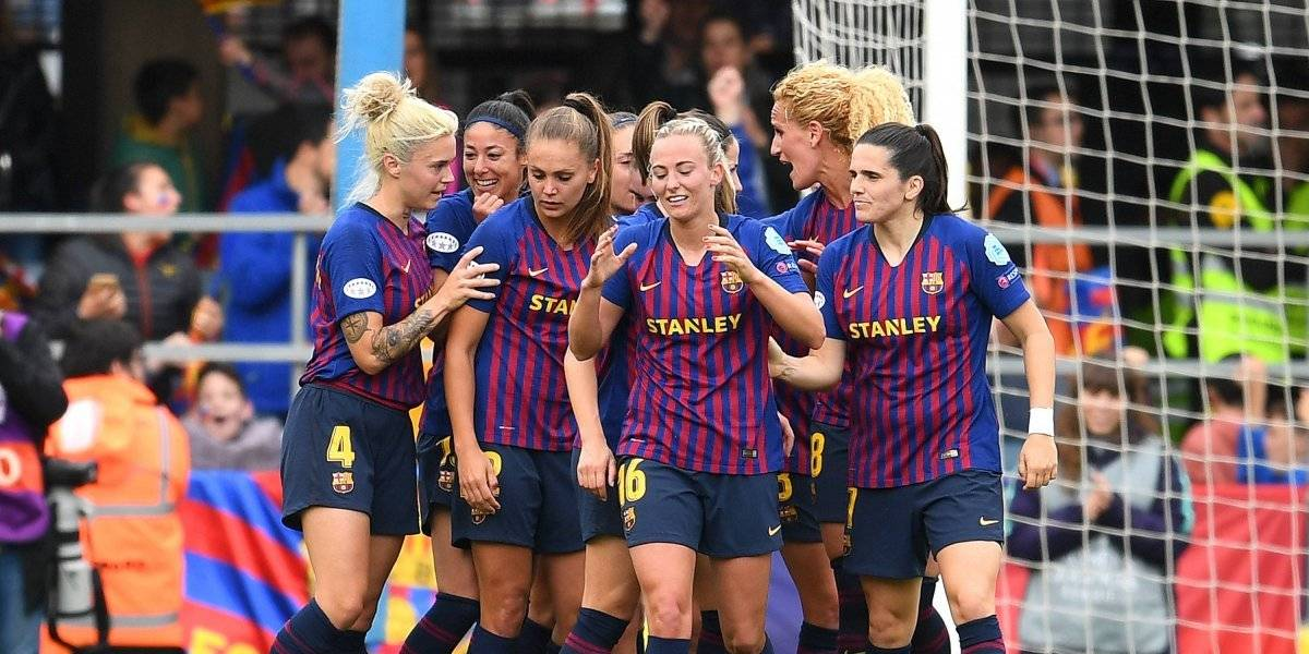 Barcelona vs. Lyon: la final de la Champions femenina