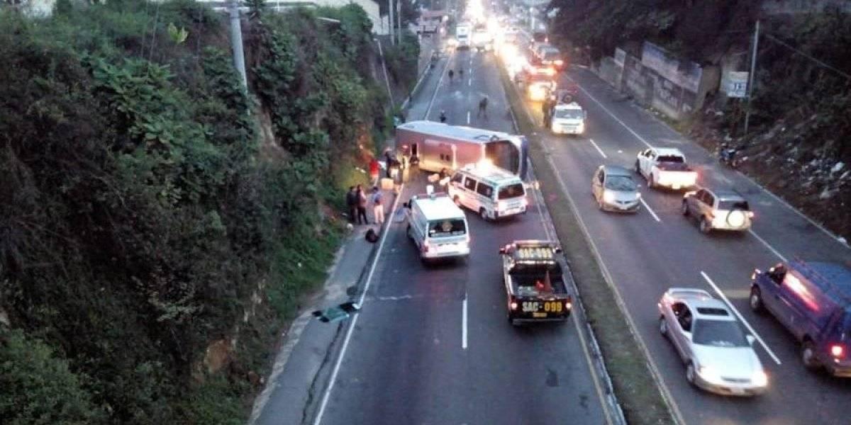 Buscan que conductores y transportistas tengan seguro de daños