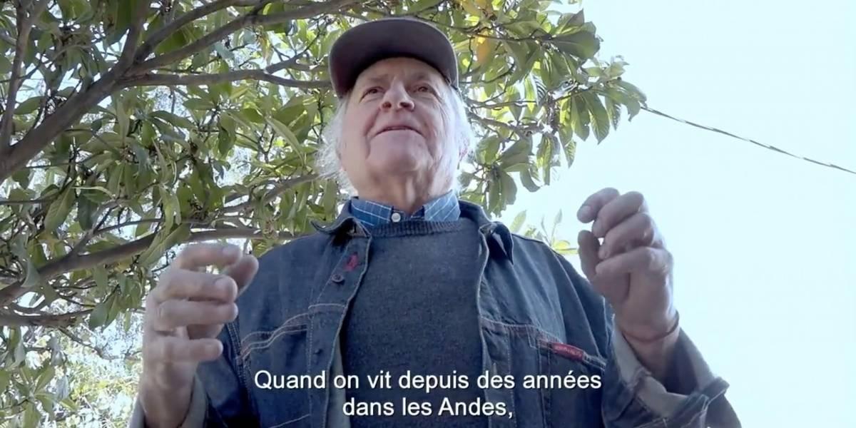 Documental del chileno Patricio Guzmán es ovacionado en Cannes