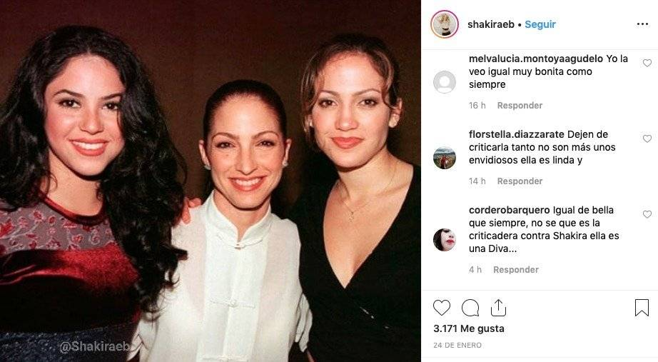 Shak, Gloria, y Jennifer