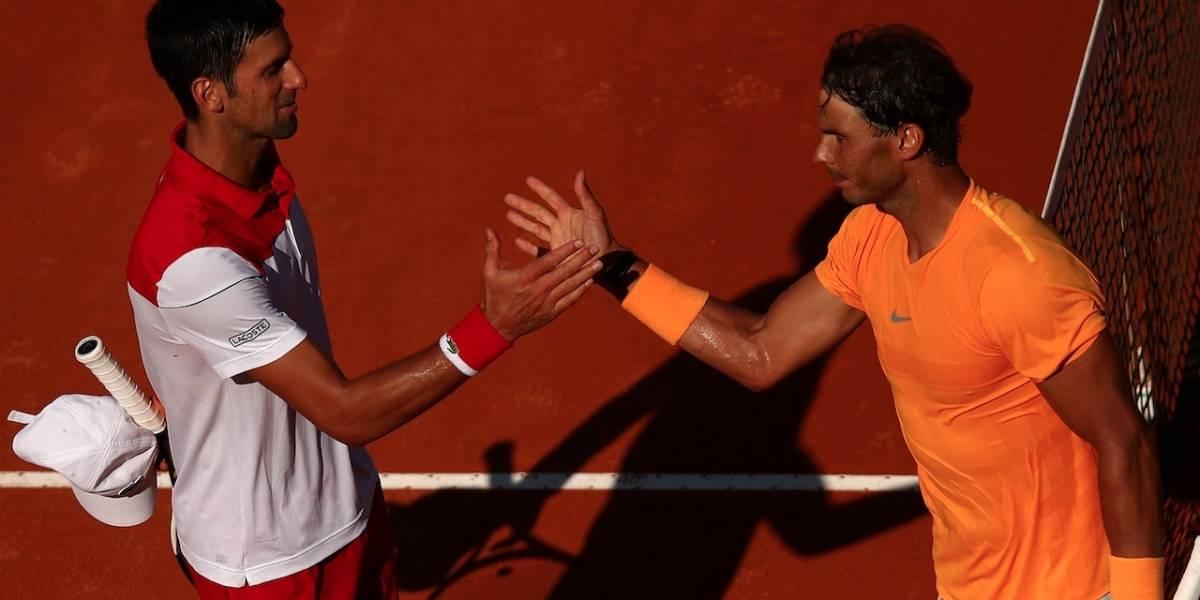 Novak Djokovic vs. Rafael Nadal: la final esperada en el Masters de Roma