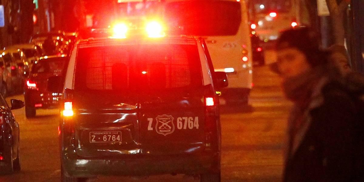 Millonario robo en automotora de Maipú: ladrones huyen con caja fuerte y 146 llaves de vehículos