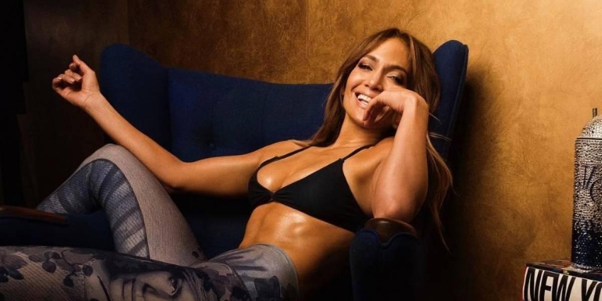 La tanga de Jennifer Lopez que alborotó Instagram por su baile sensual
