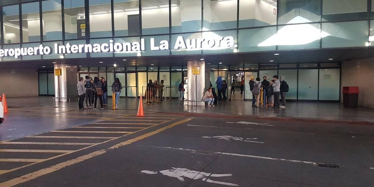 Montejo responde al titular de la DGAC sobre retiro de vendedores ambulantes del AILA