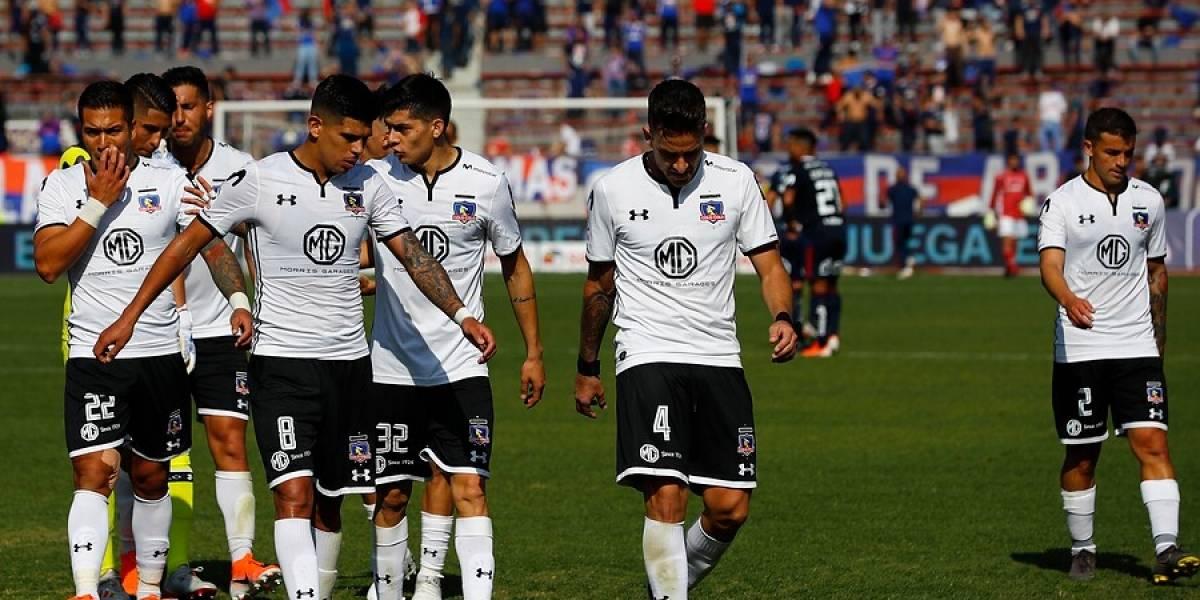Desazón, amargura y silencio total: El camarín de Colo Colo tomó como una derrota el empate en el Superclásico