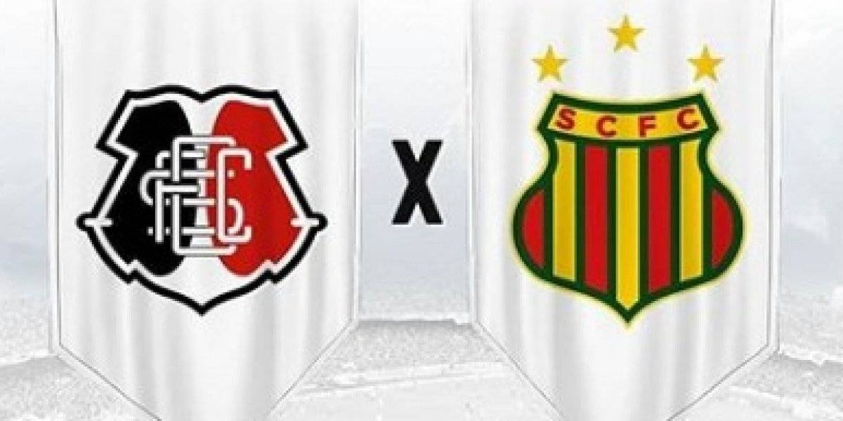 Série C 2019: como assistir ao vivo online ao jogo Santa Cruz x Sampaio Corrêa