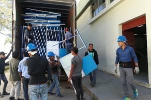 Atriles elecciones