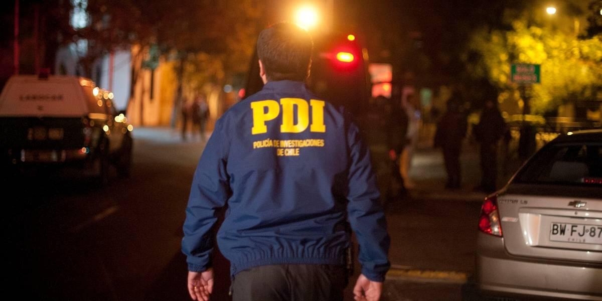 Detienen a sospechoso de balacera en la que murieron un hombre y un niño en La Pintana