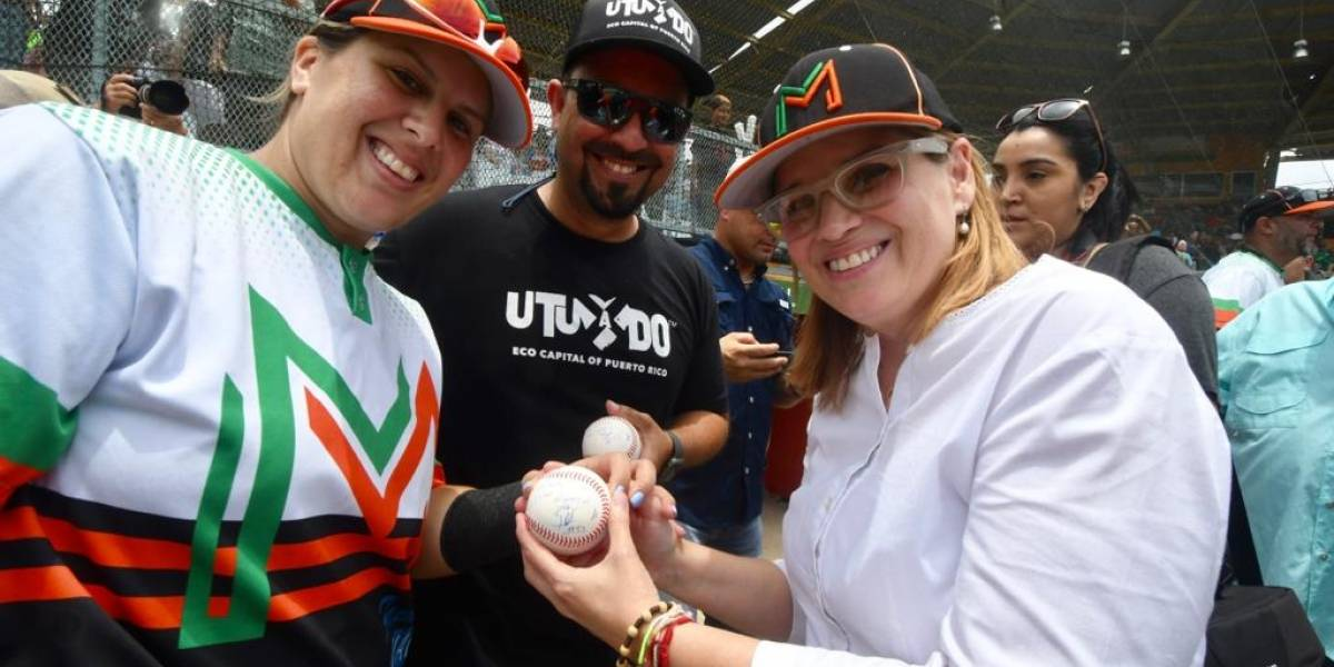 Carmen Yulín llega a Utuado a respaldar a Diamilette Quiles
