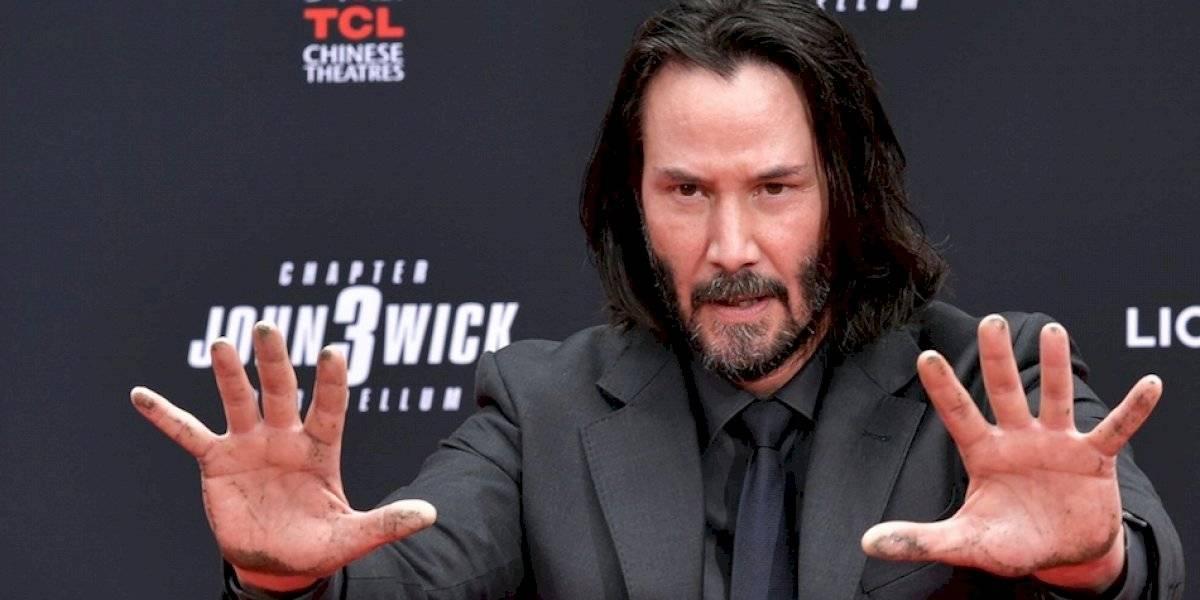 John Wick aplaca a los Avengers en taquillas de EU