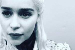 Emilia Clarke envía emotivo mensaje por el final de GOT