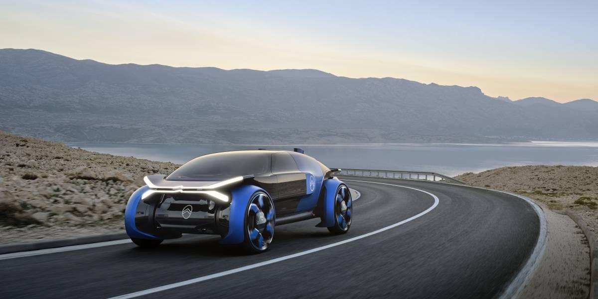 El confort es todo: 19_19, el futuro, según Citroën