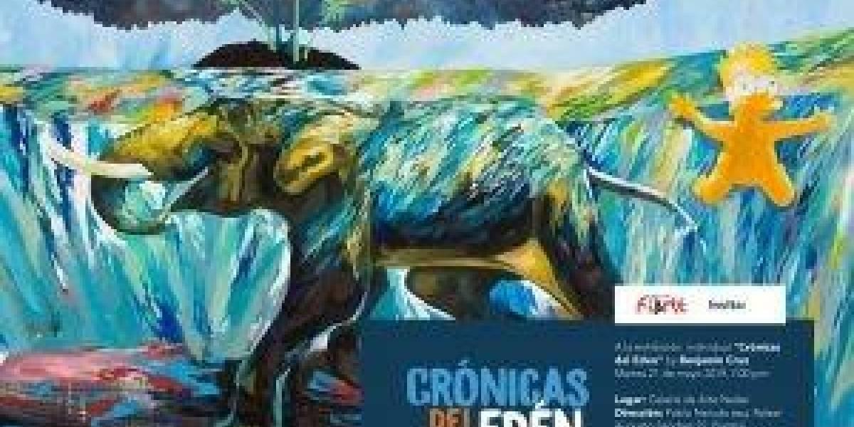 """FIARTE inaugurará exposición """"Crónicas del Edén"""""""
