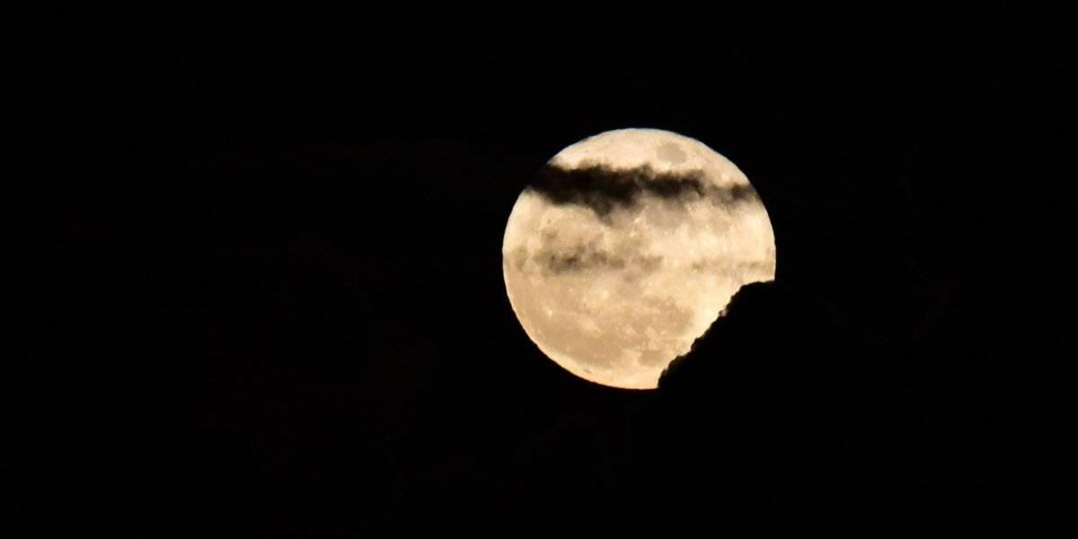 Júpiter se asomará esta noche junto a la Luna