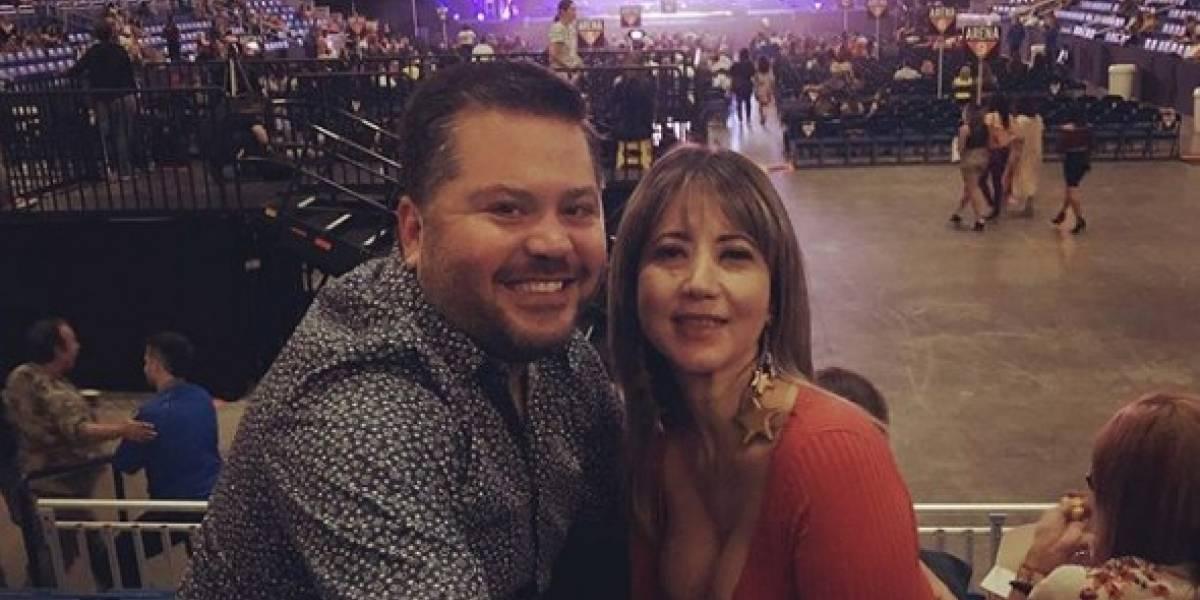 Ricardo Torres se compromete con su pareja