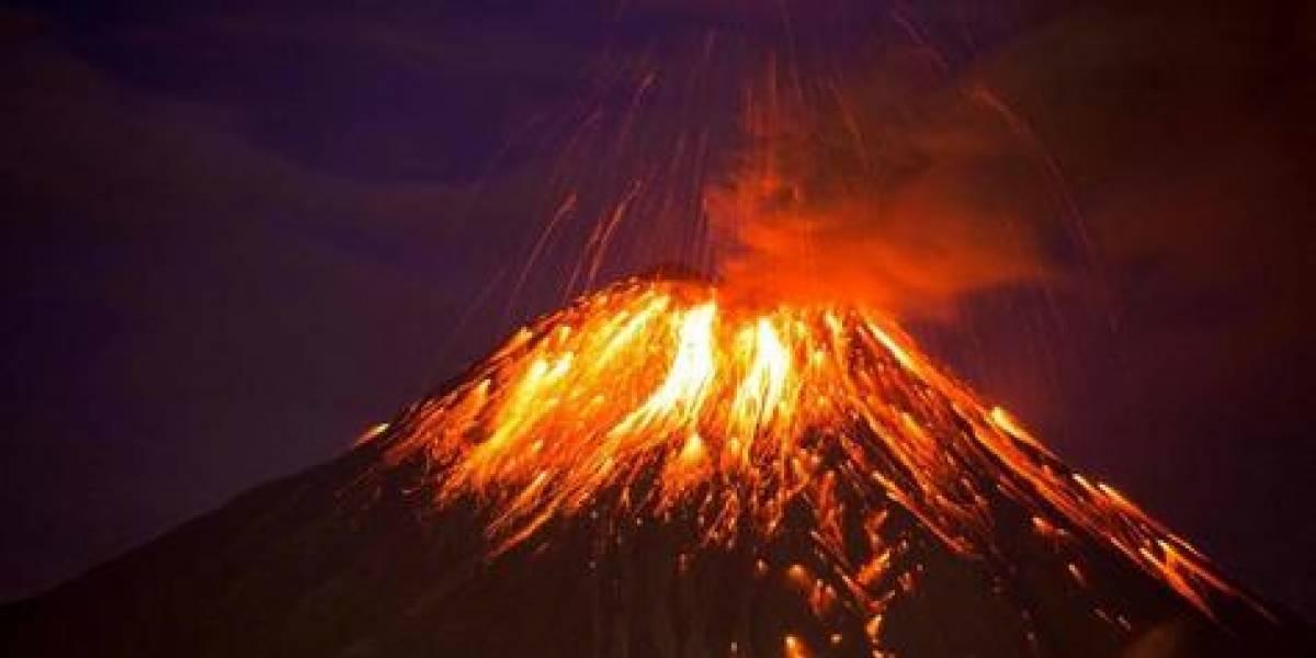 Geólogos alertan por la erupción de supervolcán que devastaría EEUU