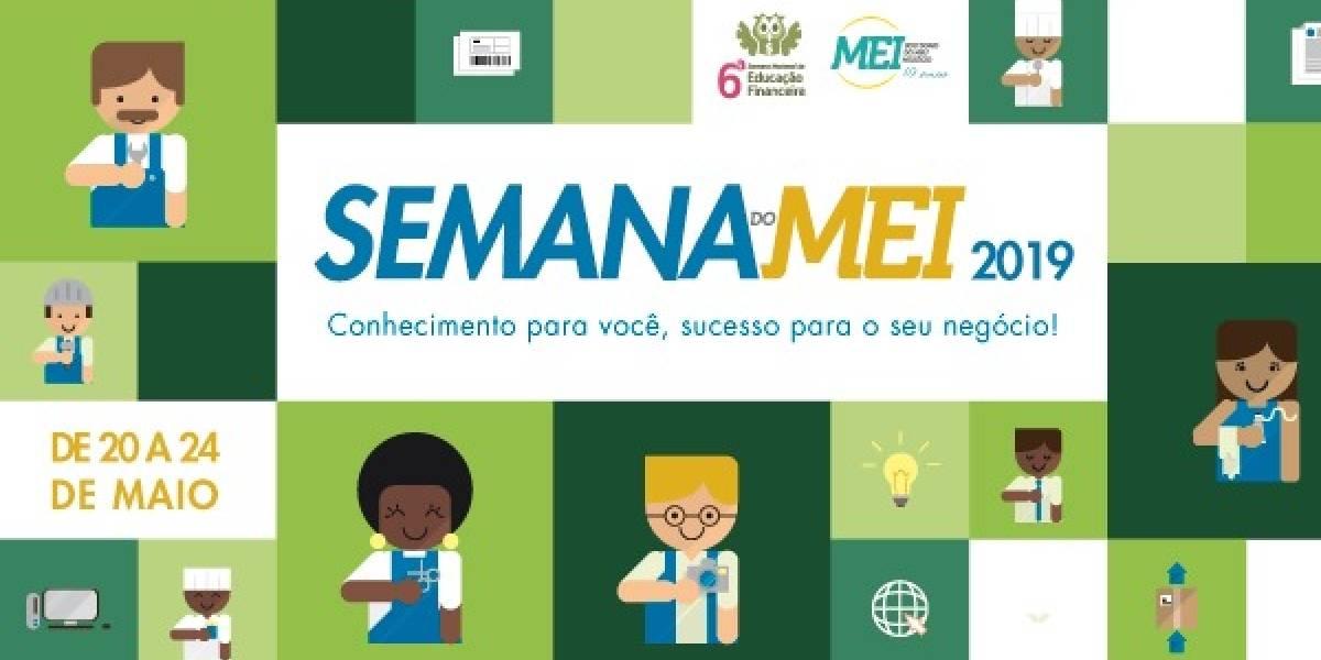 Semana do MEI oferece palestras e oficinas até sexta