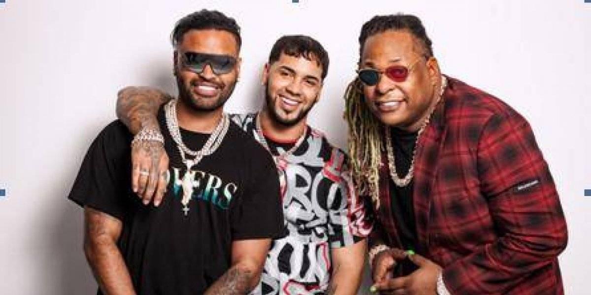 """Zion & Lennox estrena disco """"Guayo"""" junto a Anuel AA y Haze"""