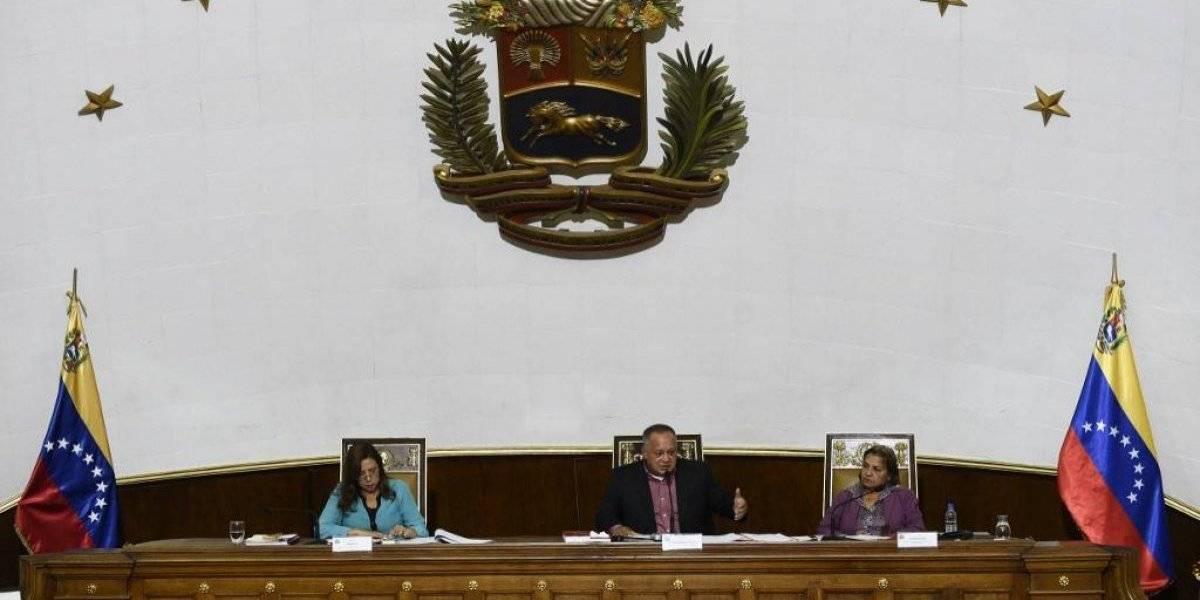 Asamblea Constituyente de Venezuela extiende sus funciones hasta 2020