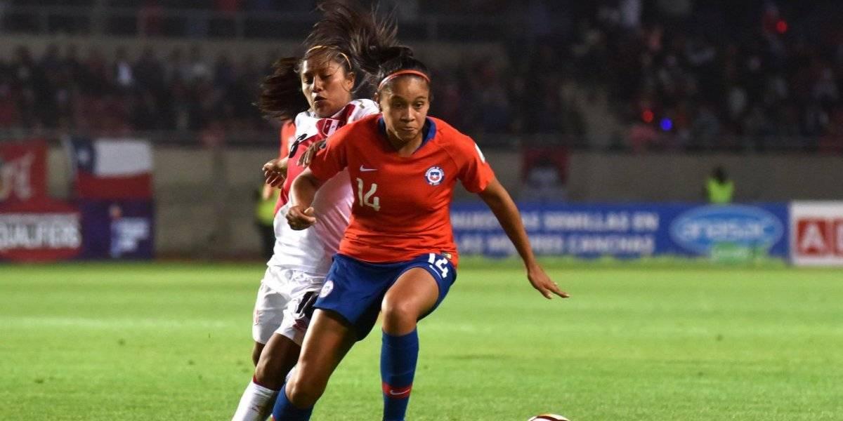 Cambio en la Roja femenina: Fernanda Pinilla reemplaza a la lesionada Ana Gutiérrez en el Mundial de Francia