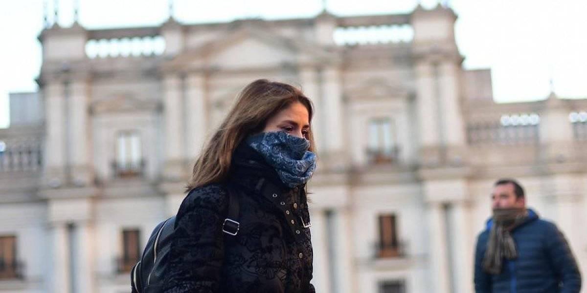 La mañana más fría de la capital: ¿en qué comunas hizo más frío en Santiago?