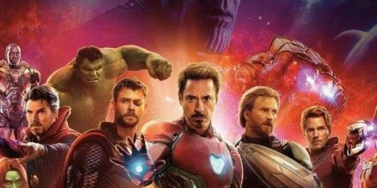 Avengers Endgame será relanzada en los cines con escenas nunca vistas