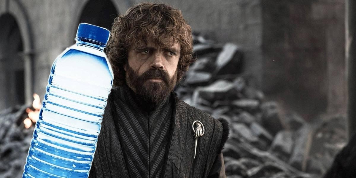 Game of Thrones: HBO lo hace de nuevo y cuela una botella plástica de agua