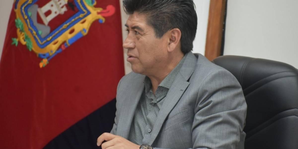 Jorge Yunda anuncia electrolineras y soterramiento de cables para Quito