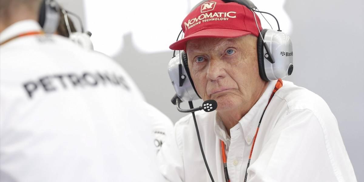 ¡Tristeza mundial! Murió el expiloto y triple campeón de Formula 1, Niki Lauda, a los setenta años