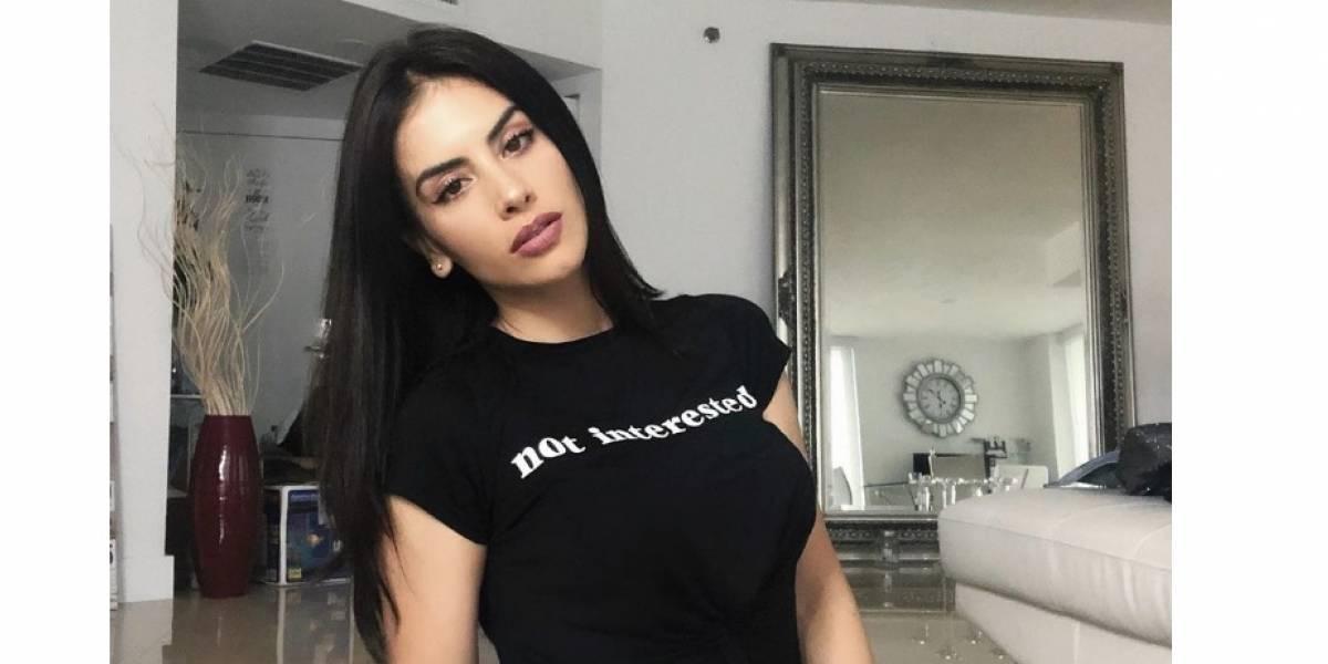 (Video) Sensual baile de Jéssica Cediel enamoró y hasta dejó en shock a algunos cristianos
