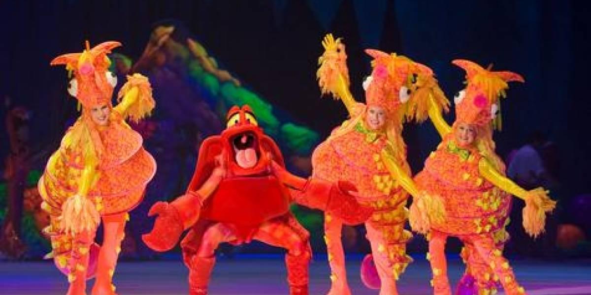 """""""Mundos Fantásticos"""" de Disney On Ice del 24 al 28 de julio uelven a las tablas con su obra de teatro"""