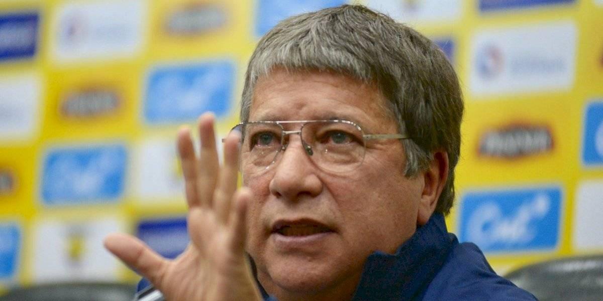 'Bolillo' Gómez explicó que le será 'muy difícil' entregar el informe de la Copa América inmediatamente