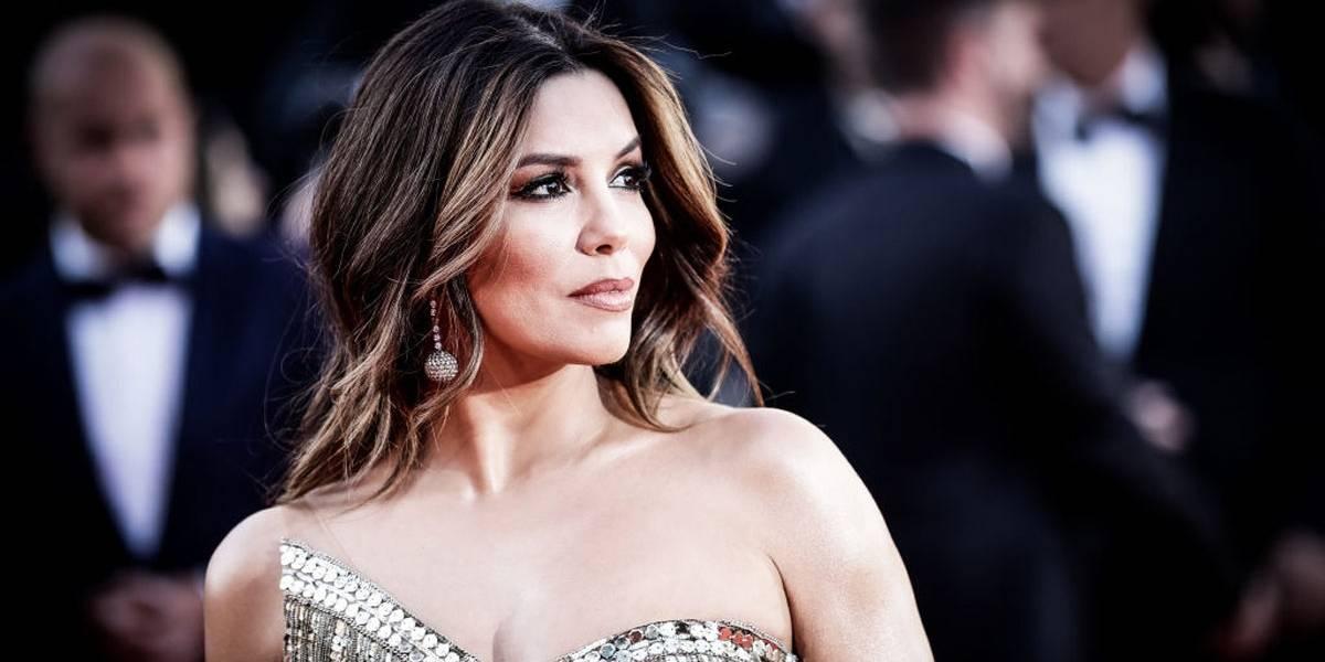 Eva Longoria encurta recuperação de cirurgia para participar de eventos em Cannes