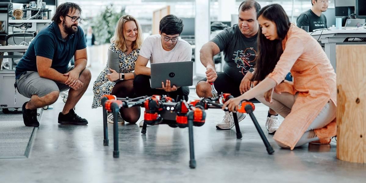 ¿Skynet eres tú?: Facebook trabaja en el desarrollo de arañas robot