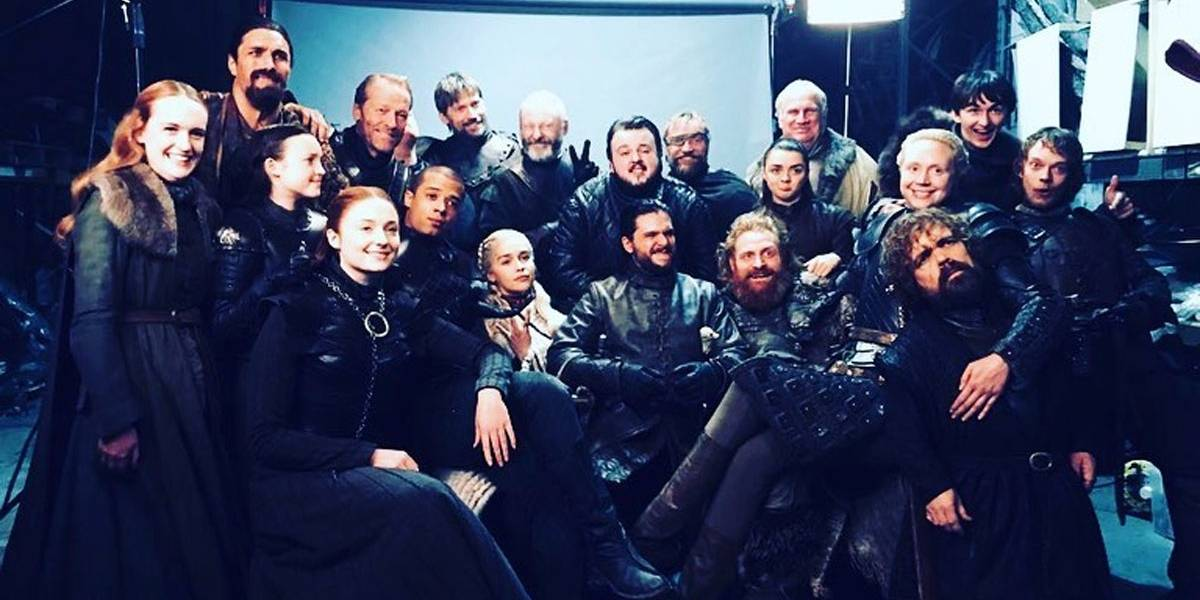 Game of Thrones: Elenco se despede de personagens em posts emocionados