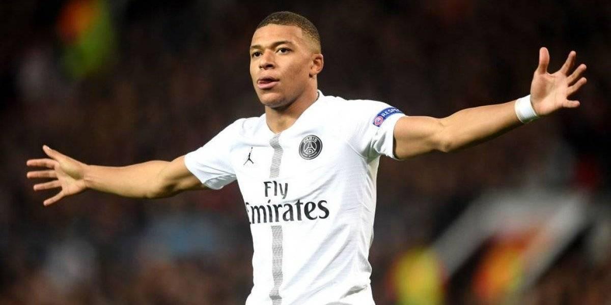 PSG golpea la mesa y anuncia que Kylian Mbappé se queda en Francia