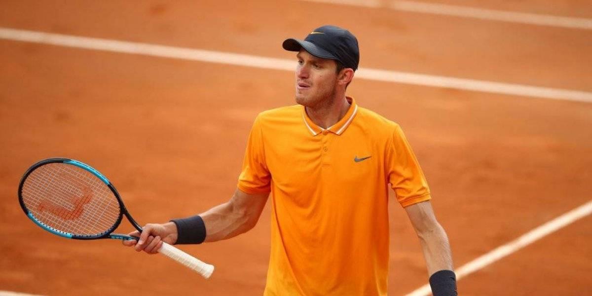 Cristian Garin y Nicolás Jarry cayeron en el ranking ATP a una semana de Roland Garros
