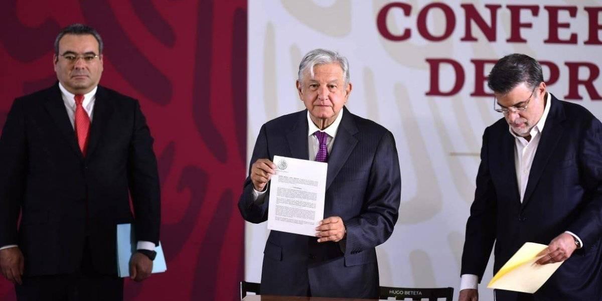 EPN y Calderón condonaron 400 mmdp de impuestos, AMLO