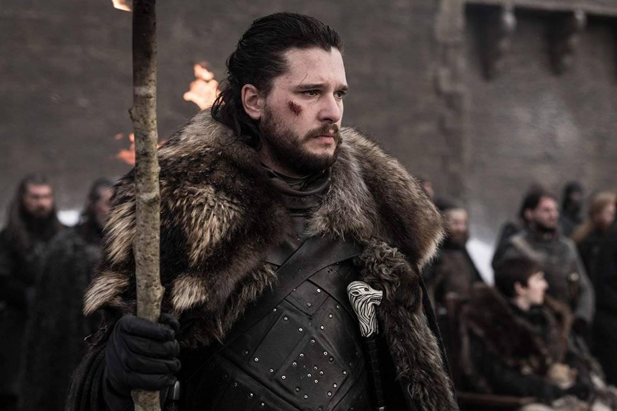 Jon Snow Aegon Targaryen Kit Harington Game of Thrones